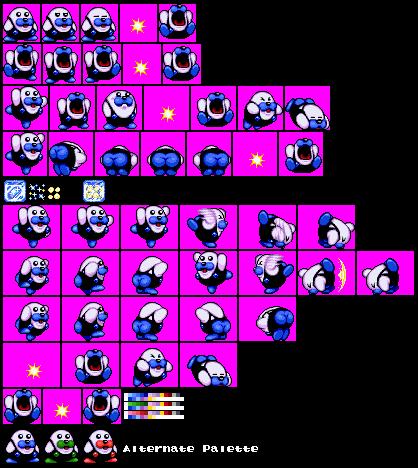 Mr. Frosty (Kirby Super Star Ultra)