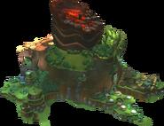 Donkey Kong Island (past)
