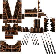 DKC2 - Ship Deck