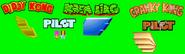 DKP - Titles