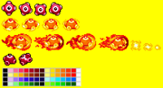 Flamer (Kirby Squeak Squad)