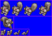 Chimera Squirrel (Tokyo Mew Mew - Playstation Games)