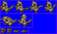 Chimera Raccoon (Tokyo Mew Mew - Playstation Games)