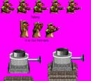 Donkey Kong (Fan Sprites)