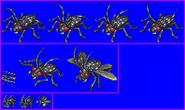 Chimera Longhorn Beetle (Tokyo Mew Mew - Playstation Games)