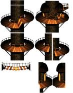 DKC - Treetops