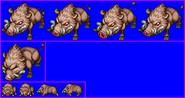 Chimera Wild Boar (Tokyo Mew Mew - Playstation Games)