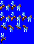 Queen Bee in EVO Search for eden SNES - (2008 original in nds)