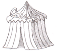 Candy's Tent
