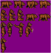 Grizzly Bear EVO Search for eden SNES - (2008 original in nds)