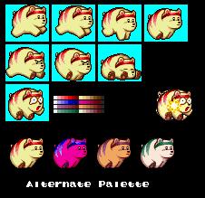 Grizzo (Kirby Super Star Ultra)