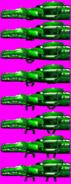 DKC2 GBA - Flying Krock