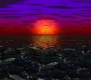 DKC2 - Sunset