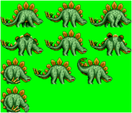 Segosaurus in EVO Search for eden SNES - (2008 original in nds)