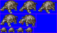 Chimera Galapagos Tortoise (Tokyo Mew Mew - Playstation Games)