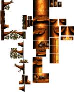 DKC3 - Treetops