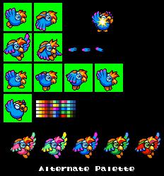 Birdon (Kirby Super Star Ultra)