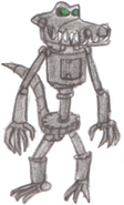 Krimgler's Exoskeleton