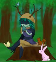 191px-Huntress wizard by the rebexorcist-d5ku39o