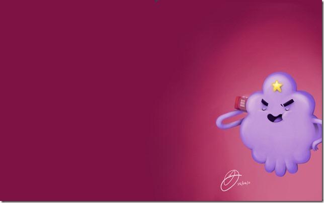 Adventure Time Wallpaper Lumpy Space Princess Thumb Jpg
