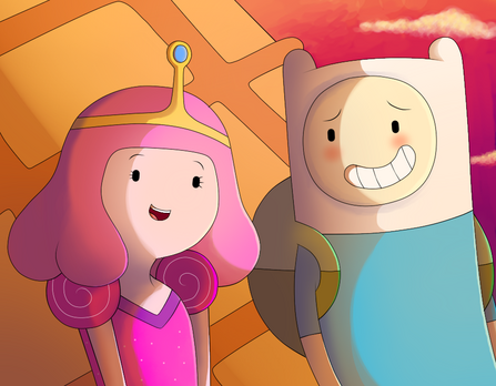 1 pb and finn by rosewhistle-d56qsf6