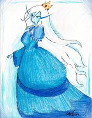 1 the lovely ice queen by hewhowalksdeath-d3iyad6