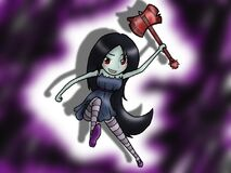 Marceline the vampire queen by animewaterfall-d4g1hbg