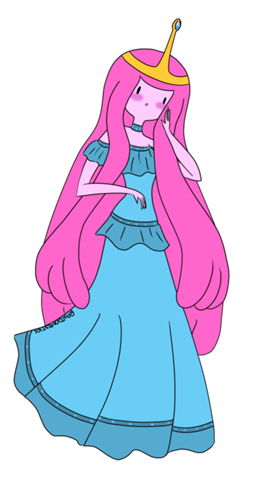 259px-Princess bubblegum by randomistics-d4m8swu