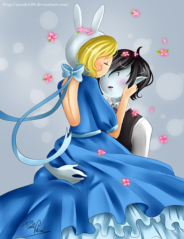 Sweet kiss by nasuki100-d6cd59c