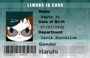 Neptr ID Card