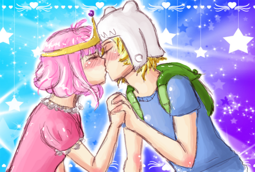 1 bubblegum and finn lulz by xxchirexx-d3h28nj