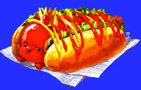 Adventure time hotdog princess by jomim-d4sog2d