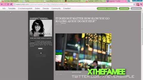 How To Change Your Tumblr URL