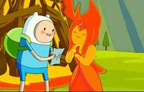 1 finn reciting a poem for flame princess by iluvphineasandferb-d59k46s