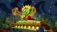 PickleMart Nighttime