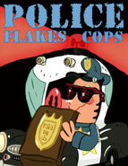 Police Flakes Cops
