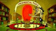 PG steals Presidential Pickle