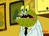 Doctor Frog/Appearances