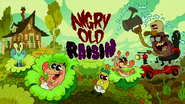 Angry Old Raisin