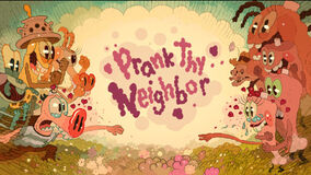 Prank Thy Neighbor