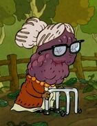 Angry Old Raisin's Mother