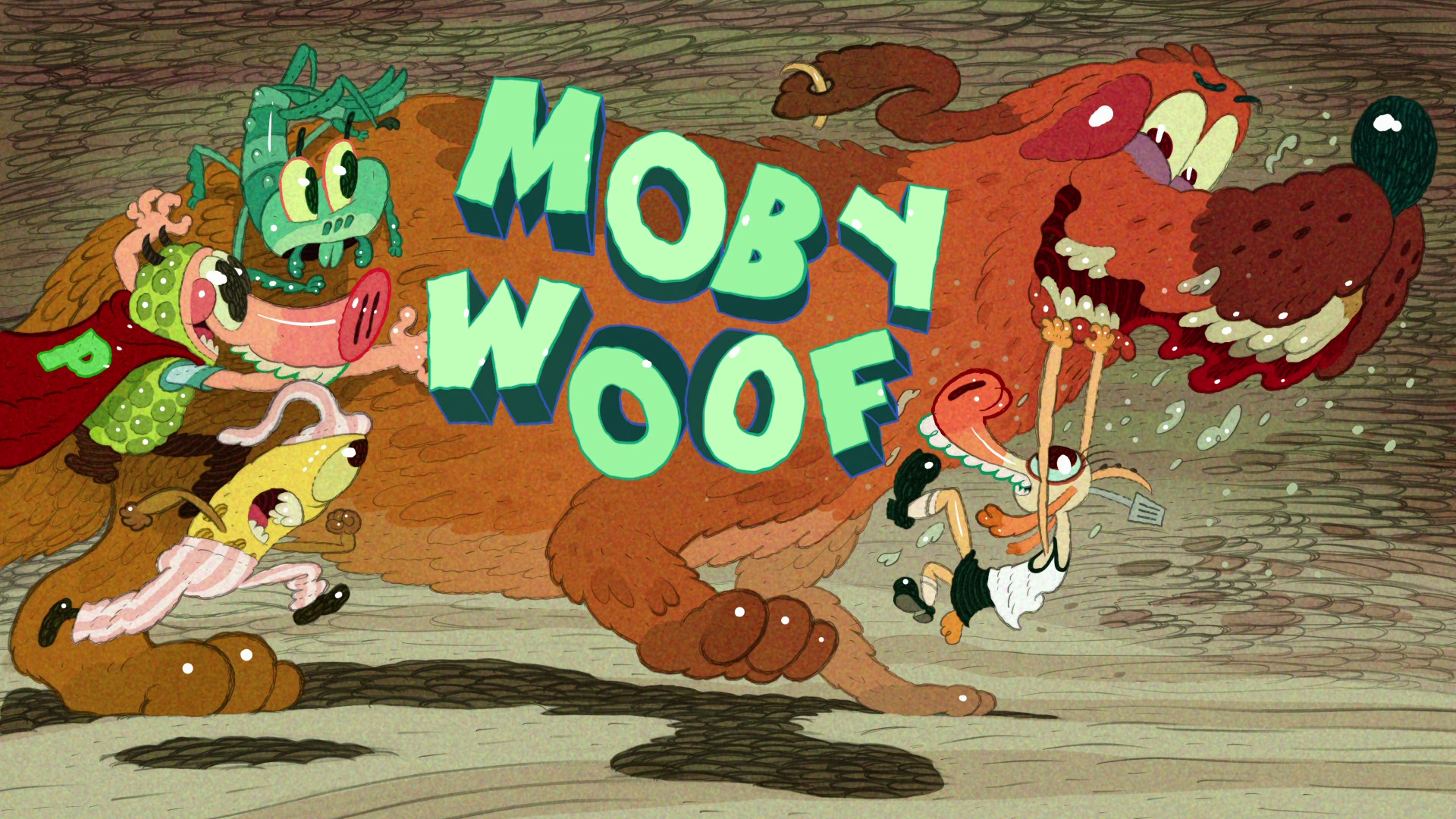 Moby Woof Pig Goat Banana Cricket Wiki Fandom Powered By