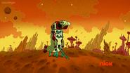Cricket arrives on Mars