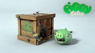"""Piggy Tales- """"Push-button"""""""