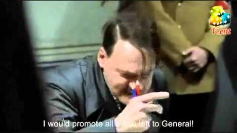 Hitler is Angry with Khillia war and GUM - Episode 1 of Micronational Downfall Parody
