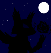 Darkwolf Shadow Ball