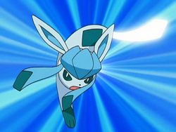 Silus's Glaceon