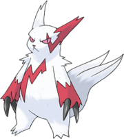 Gold's Zangoose