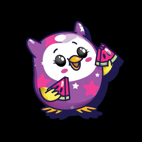 Middy the Owl Pikmi Pops Wiki