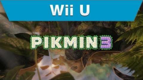 Wii U - Pikmin 3 E3 Trailer